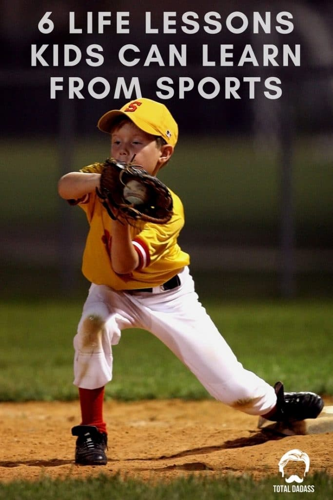 6 Important Life Lessons Your Kids Will Learn From Sports