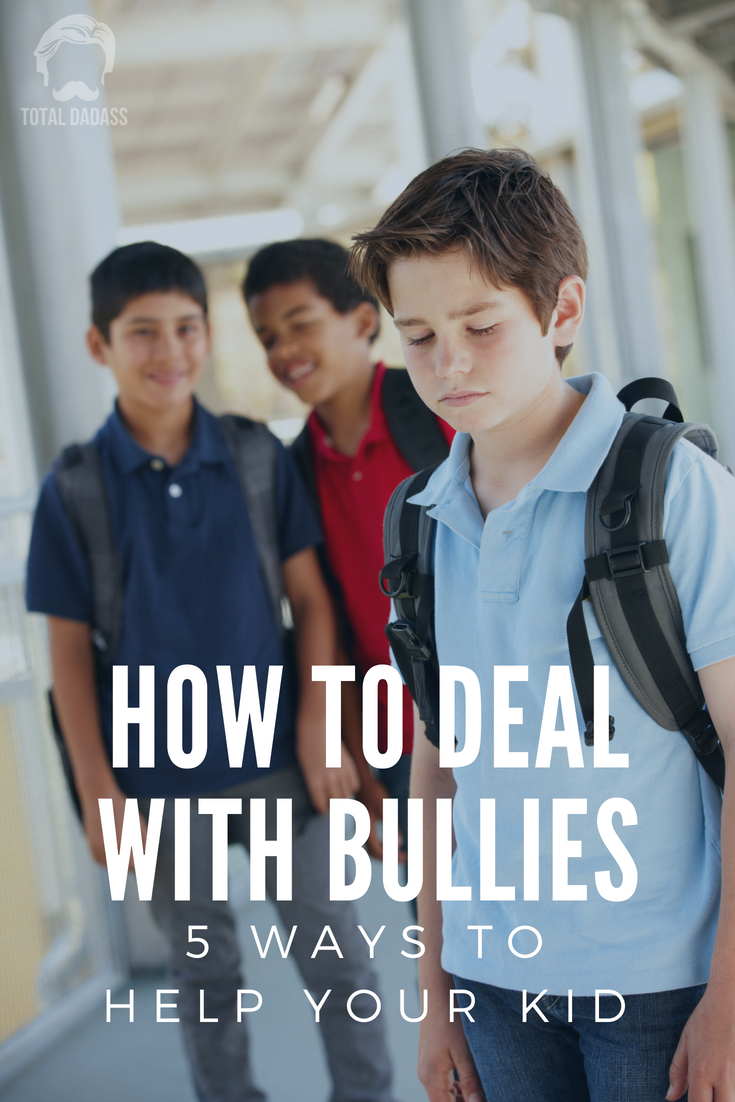 5 Tips for Kids on How to Deal With Bullies