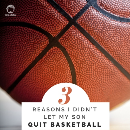 should you let your kids quit sports