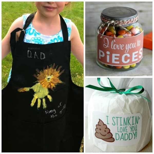 DIY Gifts for Dads