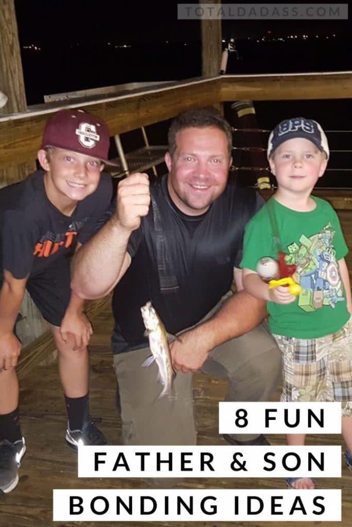 8 Fun Father Son Bonding Ideas to enjoy with your boys