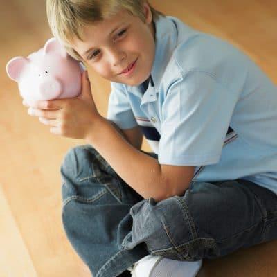5 Tricks to Teach Kids to Save Money
