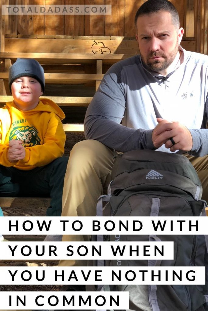 How to Bond with Your Son When You Have Nothing in Common - 5 Tips for Parents