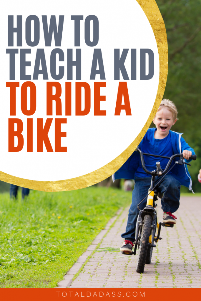 How to Teach a Kid to Ride a Bike In No Time Flat
