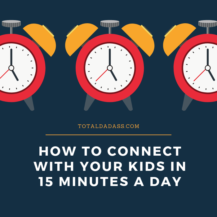 how to connect with your kids in 15 minutes a day insta