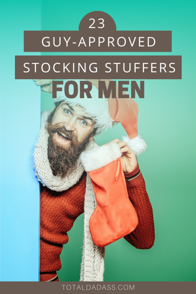 23 Guy Approved Stocking Stuffers for Men