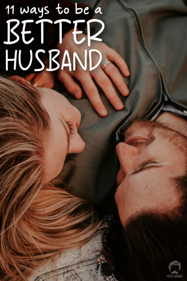 ways to be a better husband